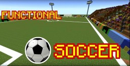 Functional Soccer  ! Minecraft Map & Project
