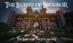 The Legend of Brumbor, Chapter 8: The Battle of the Five Armies (check weekly update log) #WeAreConquest Minecraft