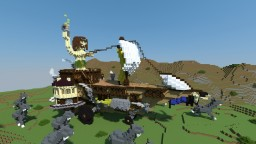 FantaBobMobile Minecraft Map & Project
