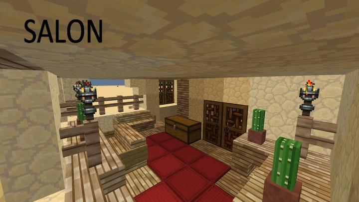 Ep1 construcci n y dise o casa estilo rabe ep1 - Casas estilo arabe ...