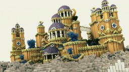 Palace of Caelum Minecraft Map & Project