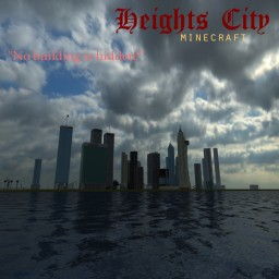 Heights City - a WIP City by EmperorBOSS Minecraft Map & Project