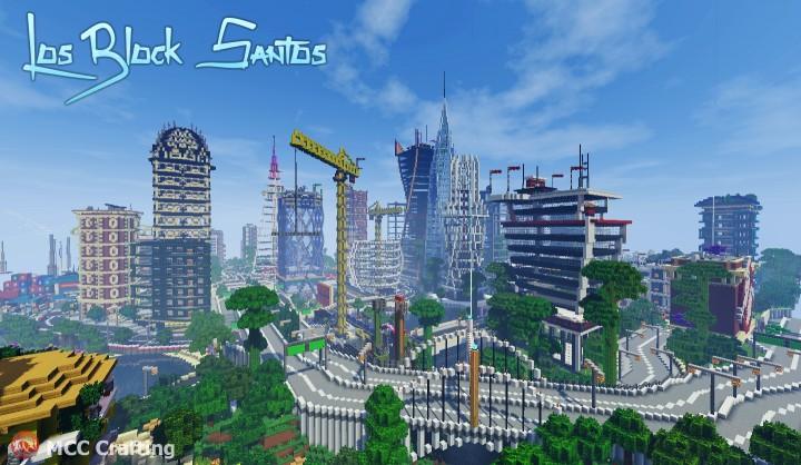 Los Block Santos City