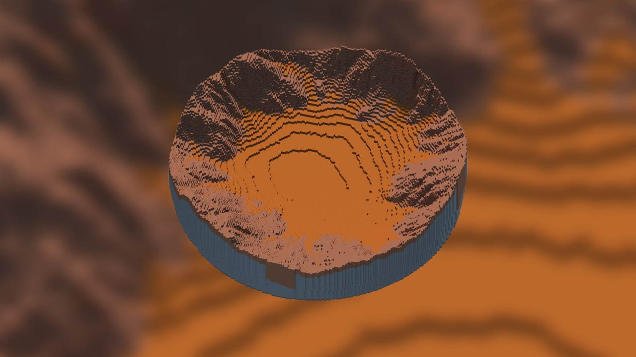Official Life On Mars Starter Map Minecraft Project
