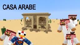 Ep1:-Construcción y diseño: -Casa estilo árabe   Ep1: -Construction and design: -House Arabic style Minecraft Map & Project