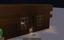 Redstone House (It's not SethBling level, but it's still good) Minecraft Map & Project