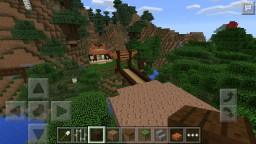 Nick jabins world (made by me for him) Minecraft Map & Project