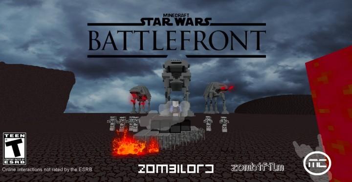 Star Wars Battlefront Logo, Courtesy of Me!