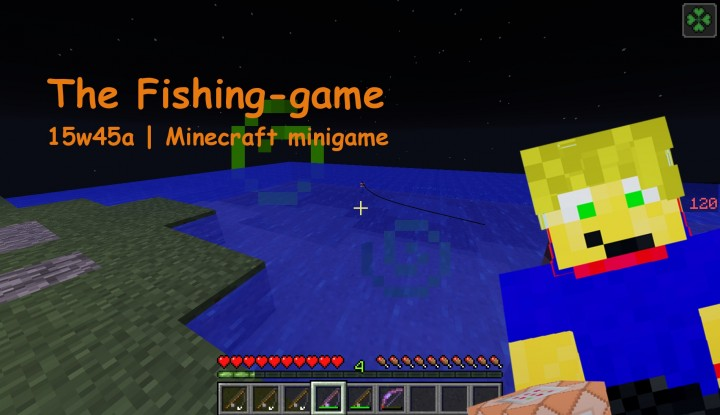 how to make fishing rods in minecraft pe