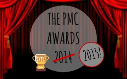 PMC Awards 2015 Minecraft Blog Post