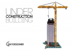 Under Construction Building Minecraft