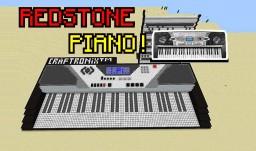 Minecraft functional Keyboard ( sound swtich/recording ) Minecraft