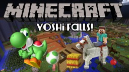 [Minecraft Racing Map] Yoshi Falls [Download] Minecraft Project