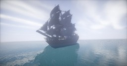 Black Pearl | Pirates of the Caribbean Minecraft