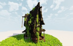 Gothic Home Minecraft Map & Project