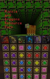 Puzzle&Dragons Pack Minecraft Texture Pack