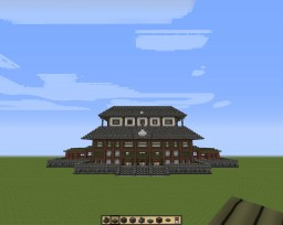 PAGODA LOOK IN DISCRIPSHON Minecraft Map & Project