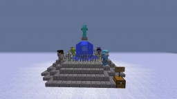Christmas ADVENTure submission fountain Minecraft Project