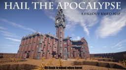 Hail the Apocalypse Minecraft Map & Project