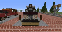 Anti Terror Unit Vehicles Minecraft Map & Project