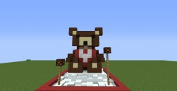 Advent2015 - Teddy Bear ! Minecraft Project