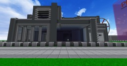 New Modern House Minecraft Map & Project