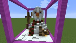 Christmas Adventure Snowman Minecraft Map & Project