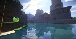 Project Shinza (towny) project/experiment Minecraft Project