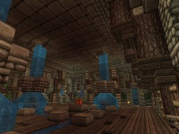 -=- Underground Faction Base -=-