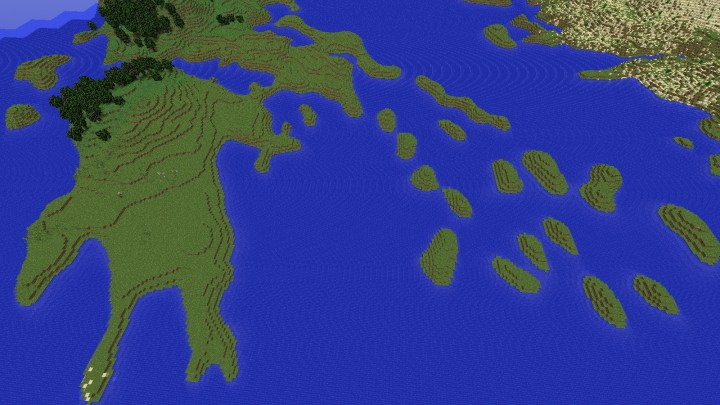 Minecraft Europe 5000x5000 Minecraft Project