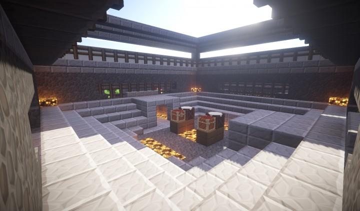 Little arena