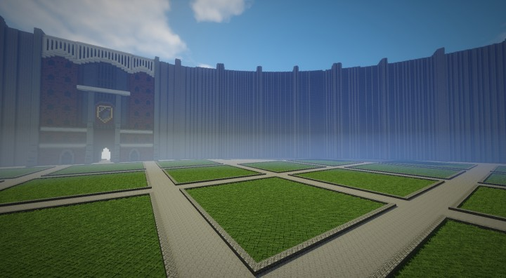 Player Plots system inside its own walls!