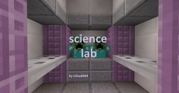 science lab Minecraft Map & Project
