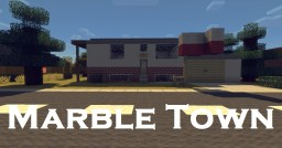 Marble Town Minecraft Map & Project