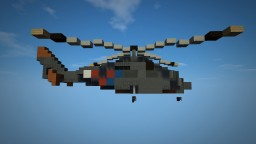 Aérospatiale Dauphin-French Marine|ECS Minecraft Map & Project