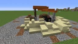 Civil War Cannon Minecraft Project