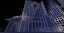 Hospital Minecraft Map & Project