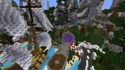 New Hub - xSquall Minecraft Map & Project
