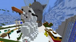 Big Spawn For Factions Servers Minecraft Map & Project