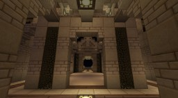 Sand Temple Minecraft Map & Project