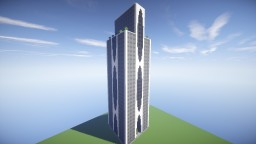 Original Skyscraper #7 by Snaves Minecraft Map & Project