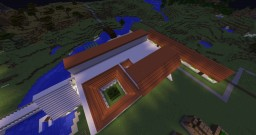 roman villa Minecraft Map & Project