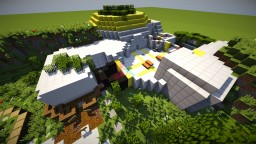 THEDIAMONDMINECART'S REDSTONE LAB Minecraft Map & Project