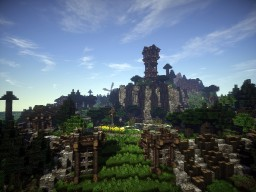 [DP Orders] Village wih main. Minecraft Map & Project