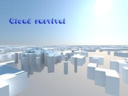 Cloud survival 1.0 Minecraft Map & Project