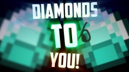 To Diamond, or not to Diamond? Minecraft Blog Post