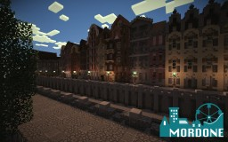 Mordone* Outdated canal houses Minecraft Map & Project