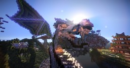 Le Dragon des Cieux      (Dragon of the Heavens) Minecraft