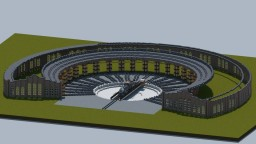 Locomotive Roundhouse Minecraft Project