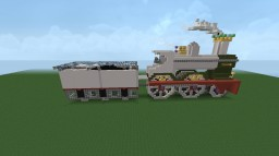 Great Western Railways 2-4-0 Princess celestia Minecraft Project